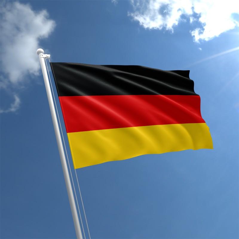Deutschland Flag