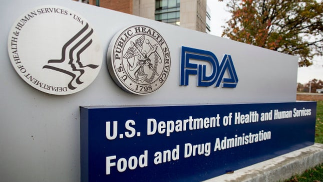 FDA on Decontamination and Bioburden Reduction Systems