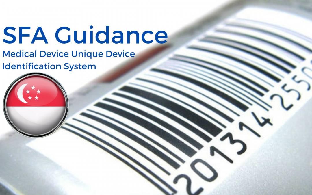 HSA Guidance on Medical Device Unique Device Identification System