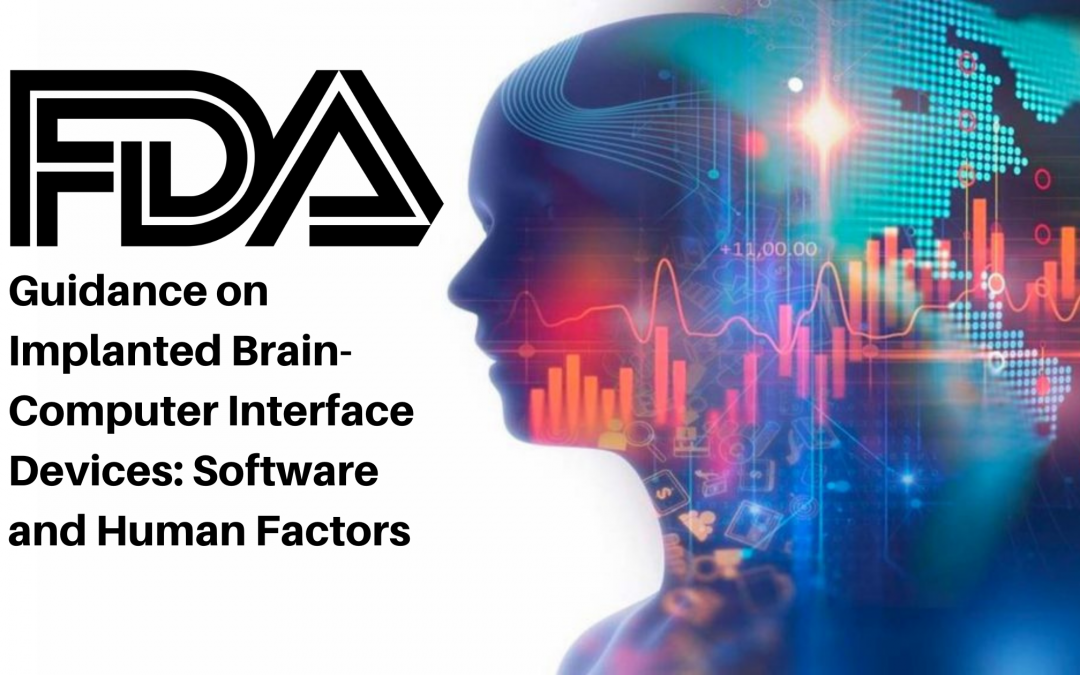 FDA on Implanted Brain-Computer Interface (BCI) Devices: Software and Human Factors