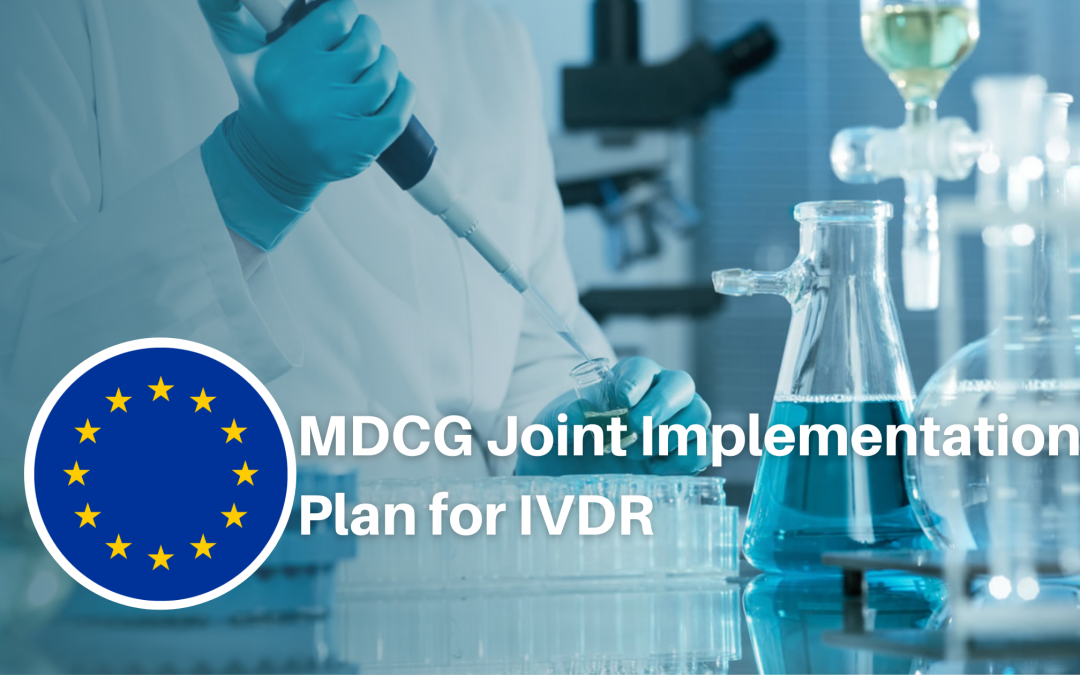 MDCG Joint Implementation Plan for IVDR