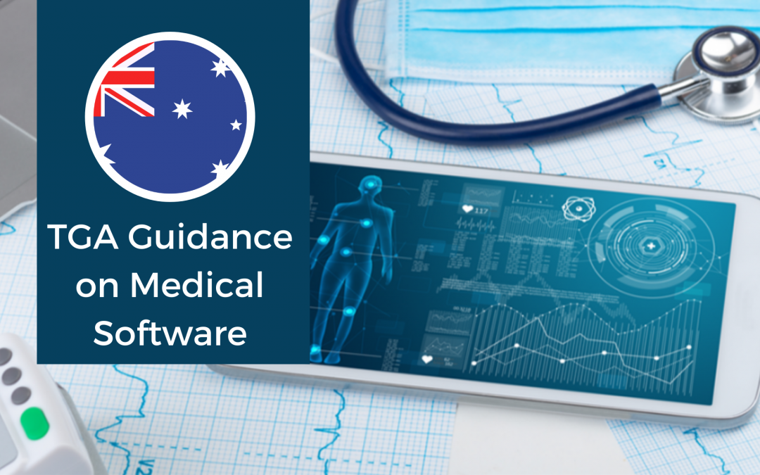 TGA Guidance on Medical Software