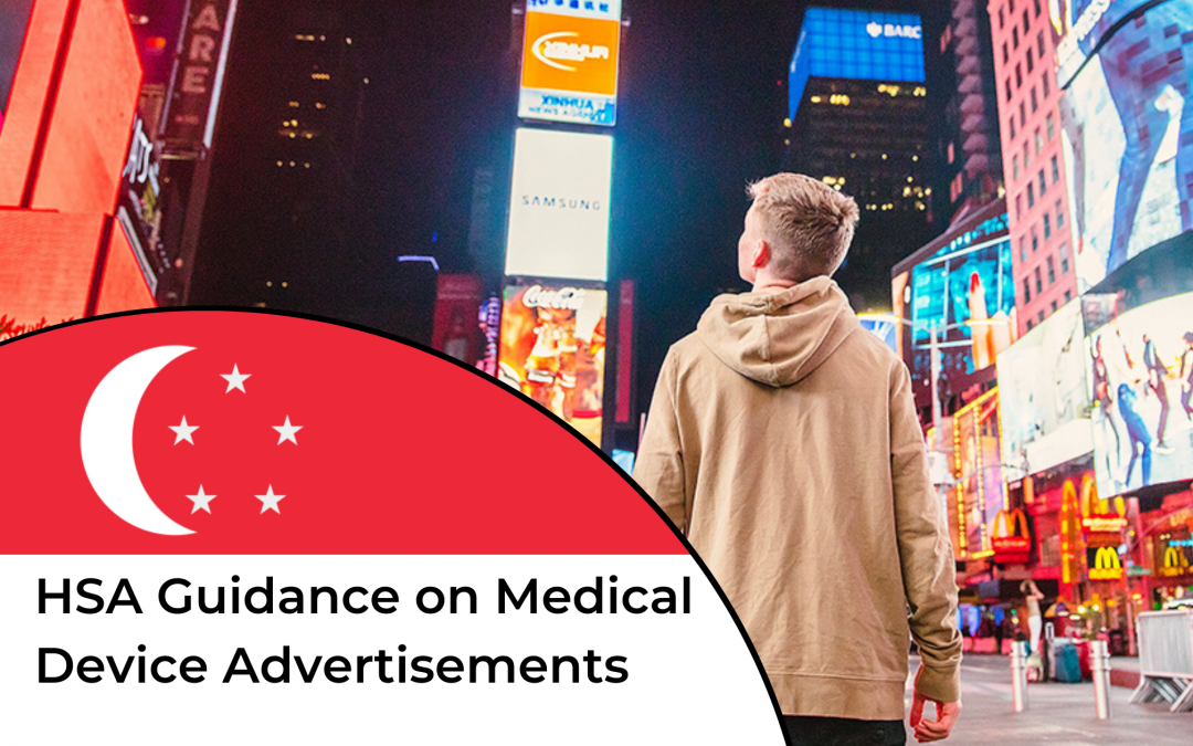 HSA Guidance on Medical Device Advertisements
